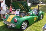 1962 Triumph TR3 Race Car