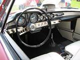 1966 Volvo P1800 Interior