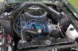 1968 Mercury Cougar 302 V8 Engine