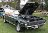 1968 Mercury Cougar Convertible