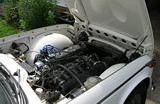 Triumph TR5 Engine