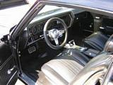 1970 Chevy Chevelle SS396 Interior