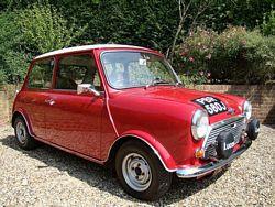 1970 Mini Cooper S MkIII