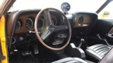 1970 Mustang Interior