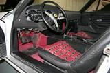 1971 Ferrari Daytona Interior