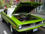 1972 Plymouth Barracuda 340
