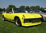 1972 Porsche 914 GT