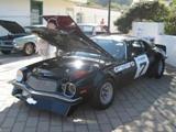 Racing Camaro