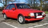 1985 Ford Escort XR3i