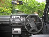 1991 Volkswagen Golf GTI Interior