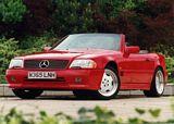 1993 Mercedes SL
