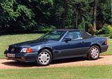 1994 Mercedes SL600