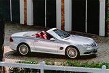 2001 SL 55 AMG