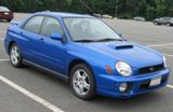 2002-2003 Subaru Impreza WRX