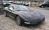 2002 Z06 Corvette