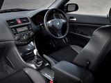 2003 Honda Accord Type-S Interior