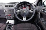 2004 Alfa Romeo GT Interior