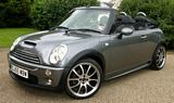 2005 BMW Mini Cooper S Convertible