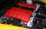 2006 Chevrolet Corvette Z06 LS7 Engine