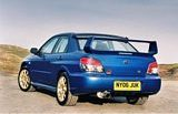 2006 Impreza 2.5 WRX STi Type UK