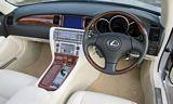 Lexus SC430 Dash