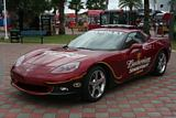 2008 Budweiser Shootout Chevy Corvette Pace Car