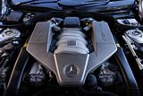 2008 SL 63 AMG Engine