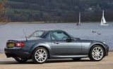 2009 Mazda MX5 Roadster Coupe