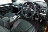 2009 Porsche Cayenne Interior