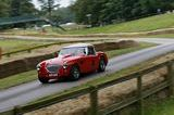 2011 Cholmondeley Pageant of Power Austin Healey 100s