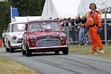 2011 Cholmondeley Pageant of Power Austin Mini Cooper S