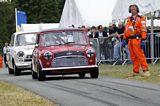 2011 Cholmondeley Pageant of Power Austin Mini Cooper S