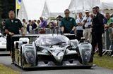 2011 Cholmondeley Pageant of Power Bentley Speed 8