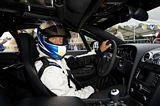 2011 Cholmondeley Pageant of Power Bentley driver Juha Kankkunen
