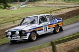 2011 Cholmondeley Pageant of Power Ford Escort RS1800 Rothmans Rally Car
