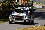 2011 Cholmondeley Pageant of Power Lancia Delta Interale WRC Martini