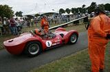 2011 Cholmondeley Pageant of Power Maserati T61