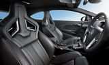 2012 Astra VXR Interior