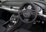 2012 Audi S8 Interior