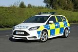2012 Ford Focus ST Police Car