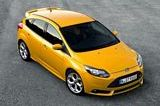 2012 Ford Focus ST Yellow