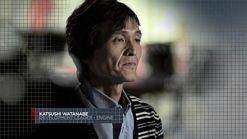 2012 Honda Civic Katsushi Watanabe Development Leader