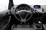 2013 Ford Fiesta ST Dash