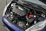 2013 Ford Fiesta ST Engine