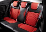 2013 Ford Fiesta ST Seats