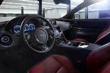 2013 Jaguar XJ XJR Interior