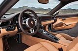 2013 Porsche 911 Turbo S Interior