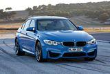 2014 BMW M3 Saloon