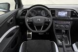 2014 SEAT Leon SC Cupra Interior