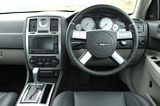 Chrysler 300C SRT8 Dash